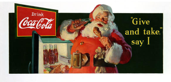 Coca Cola Song Weihnachten.How Coca Cola Became A Holiday Brand The Brandisty Blog